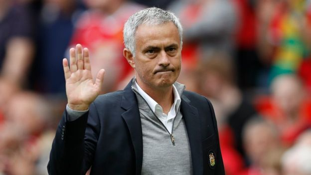 Mourinho: my life is a disaster hotel
